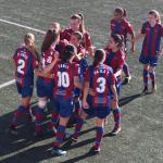 """Segunda División Femenina Grupo VII: Levante UD """"B"""" 1 FF La Solana 0"""