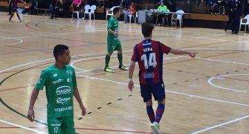 Bynho ahoga la heroica en El Cabanyal (2-5)