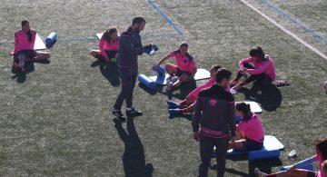 Santa Teresa, Athletic y derbi ante el Valencia CF, en apenas 7 días