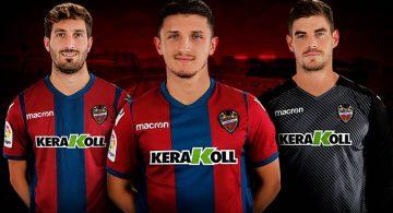 Kerakoll patrocinará la camiseta ante el Atlético