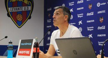 """Muñiz: """"El Atlético es un equipo muy grande que trabaja como un modesto"""""""