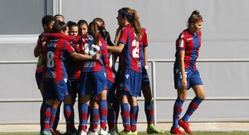 Regresa Charlyn para intentar tumbar al Atleti (Levante UDF-At. Madrid F, 16 h)