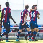 Manu Viana brinda la séptima victoria consecutiva y el campeonato de invierno (1-0)