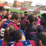 El Levante UD EDI A, subcampeón del I Torneo Inclusivo Eurosanex