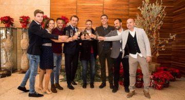 Quico y Muñiz 'celebran' la Navidad con 90 minutos de charla