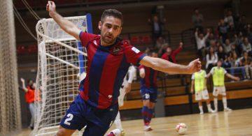 Santiago Futsal - Levante UD FS (Viernes, 18h): Ganar o ganar