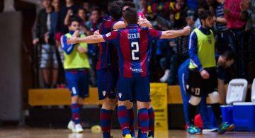Volver a empezar (Levante UD FS – Gran Canaria FS, El Cabanyal, 20 h)