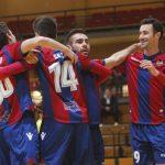 El Levante FS recupera la sonrisa (5-0)
