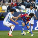 La Rosaleda, un estadio maldito para el Levante UD