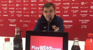 """Marcucci: """"Tenemos que cortar rápido con el 5-0 y jugar un gran partido contra el Levante"""""""