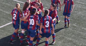 """Segunda División Femenina: Levante UD """"B"""" 2 Valencia CF """"B"""" 0"""