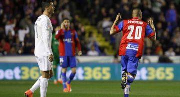 Ya a la venta las entradas para el Levante UD-Real Madrid