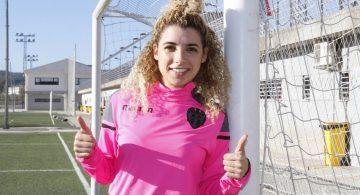 Chelsea Cabarcas, se preparará para el Mundial con el Levante UDF