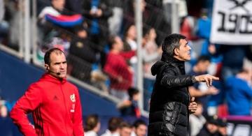 """Muñiz: """"Boateng va in crescendo, pero en el fútbol a veces no hay tiempo"""""""