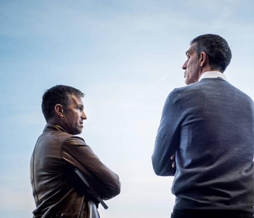 """Tito: """"Con Muñiz tengo 0 dudas, yo lo elegí, y yo ligué los años de su contrato al mío"""""""