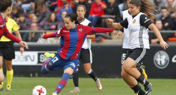 El derbi femenino se disputará en el Ciutat de València