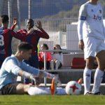 Shaq en el 91´da la victoria al filial  (1-2)