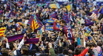 """Campaña: """"Tant de bo els llevantinistes tornen a veure prompte al Campaña de l'any passat"""""""