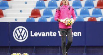 Iván Villar lucha por su oportunidad