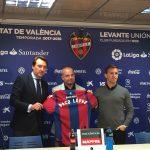 Tito: «Mi futuro está ligado al Levante, no a ningún entrenador»
