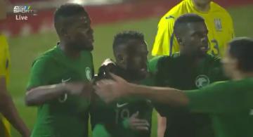 Fahad se reivindica ante Ucrania con gol incluido (1-1)