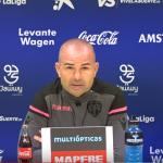 Paco López: «Este momento se debe celebrar como se merece»