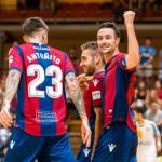 Permiso para soñar (Levante UD FS – FC Barcelona Lassa, 20 h)