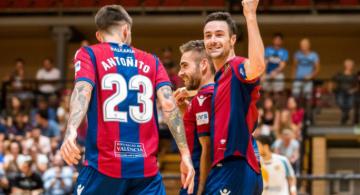 Permiso para soñar (Levante UD FS - FC Barcelona Lassa, 20 h)