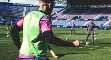 El balón parado en Girona, la obsesión de Paco López