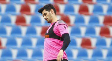 Chema avança sense problemes en una sessió amb molts gols