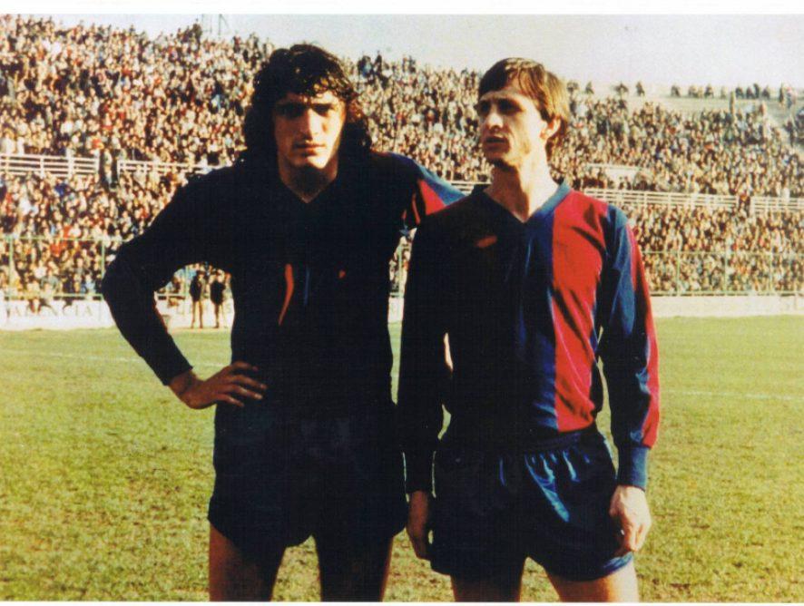 Johan Cruyff, 37 años de un debut inolvidable para el levantinismo