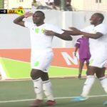 Hacen marca con Mauritania y lo celebra a lo Comandante (2-0)