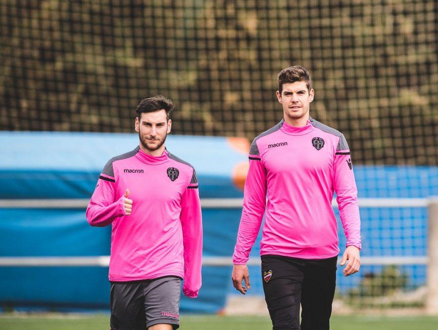 Raúl Fernández e Iván López avanzan en sus recuperaciones