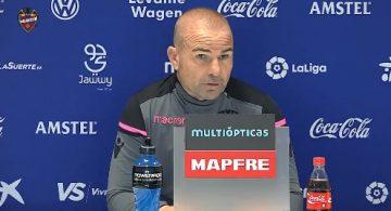 """Paco López: """"La idea de competir y ser atrevidos va a ser la misma fuera que en casa"""""""