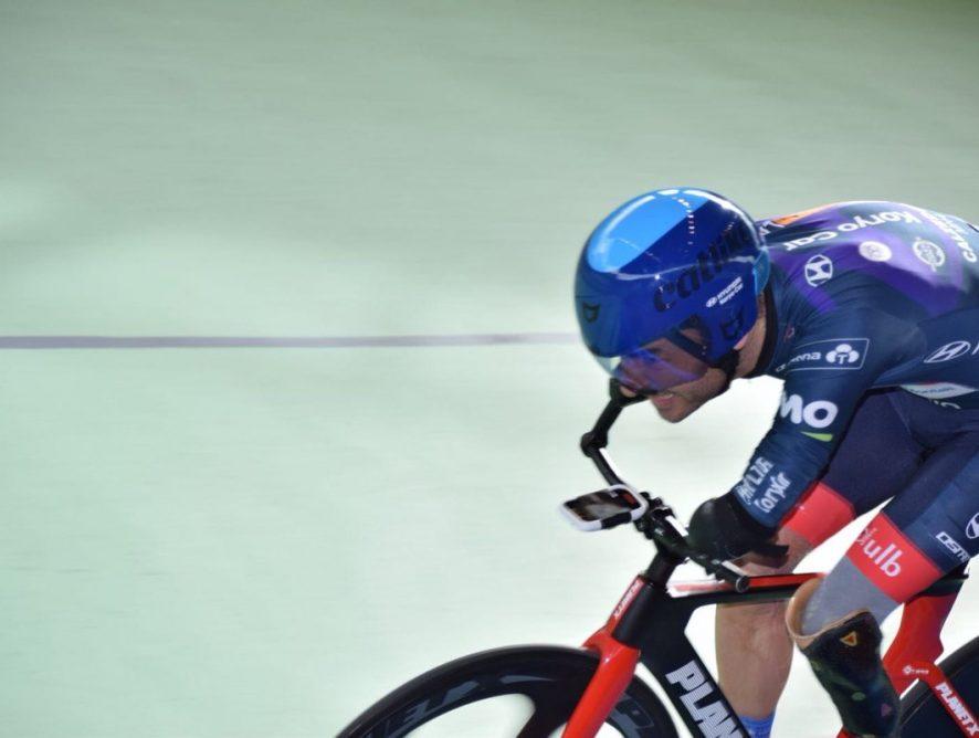 Ricardo Ten, al Mundial de Paraciclismo en Pista de Brasil