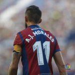 Morales ejerce de líder: participa en el 43'3% de los goles