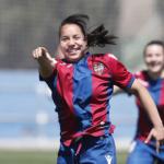 Charlyn, máxima goleadora en Primera del Levante UDF