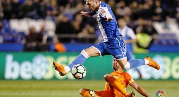 Presión extra para el Levante-Las Palmas: el Deportivo gana y se pone a 5 de la salvación (3-2)