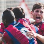 El filial conquista Calahorra y acaricia el ascenso a Segunda B (1-2)