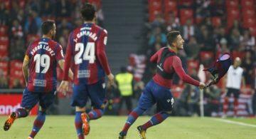 Vuela como una mariposa, pica como una abeja (Levante UD-Sevilla FC, 21 h)