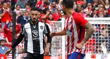 Cabaco se pierde, al menos, los duelos ante Athletic y Sevilla