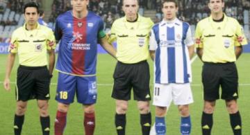 Fernández Borbalán, casi una temporada entera arbitrando al Levante