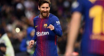San 29 de abril: Messi certifica la permanencia matemática del Levante (2-4)