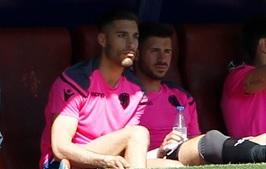Rochina, expulsado durante la celebración, será sancionado de 2 a 4 partidos