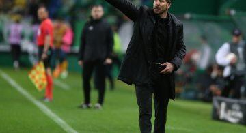 """Simeone tira de manual para elogiar al """"nuevo entrenador"""" del Levante"""