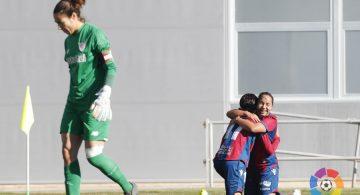 ¡Qué tiemble Bilbao! (Athletic Femenino - Levante UDF, sábado, 10:45 h)
