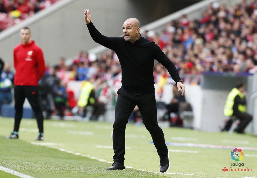"""Paco López: """"El que està fent aquest equip és més que bona sort"""""""