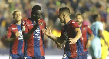 Hay futuro: los sub23 del Levante, los segundos más goleadores de la Liga