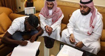 Fahad se marcha a Arabia para oficializar su renovación con el Al-Ittihad hasta 2022