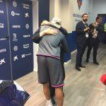 Del 'manteo' a López a l'abraçada de Morales a Fenollosa: crònica del postpartit més especial